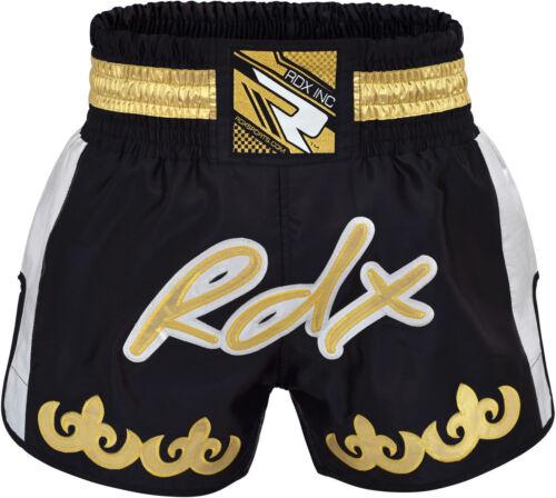 RDX Muay Thai Shorts MMA Martial Arts Fight Grappling Gym Boxing Kick US