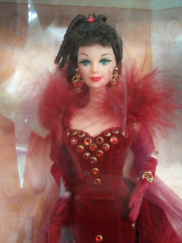 Barbie as Scarlett O'Hara Red Mattel Hollywood Legends NEW SEALED 1994 MINT MIB