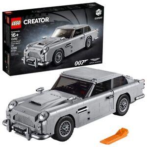 Vip Lego Expert 10262, licence de sortie anticipée de Aston Martin Db5 Ownercard