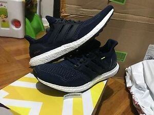 Details about Adidas Originals Ultra Boost 1.0 Navy White S77415 Men