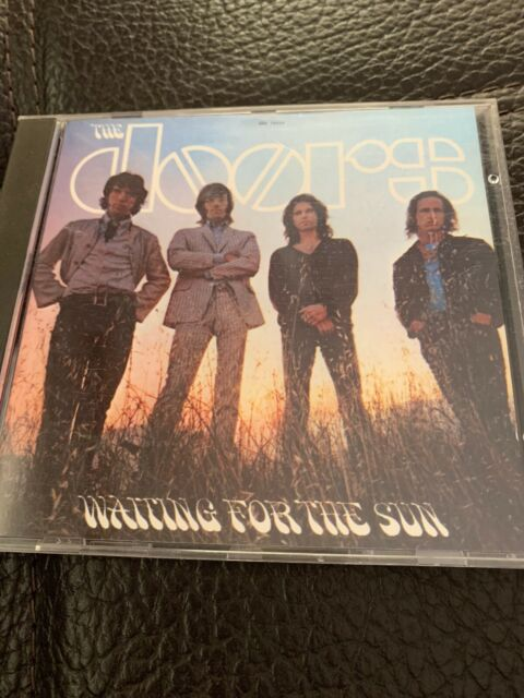 The Doors Waiting For The Sun Cd 1985