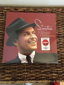 Frank Sinatra Ultimate Christmas 602508168239 New Green