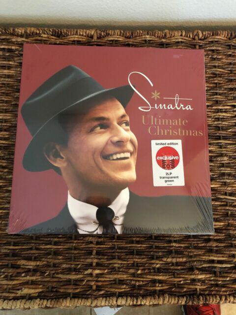 Frank Sinatra Ultimate Christmas 2xlp Transparent Green