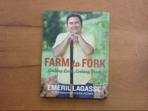 1 of 1 - Farm to Fork: Cooking Local, Cooking Fresh (Emeril's), Lagasse, Emeril, Very Goo