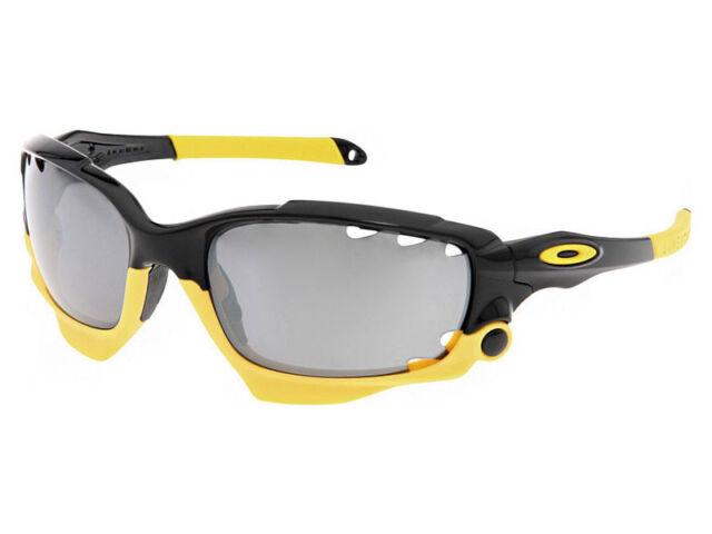 9108449fbe Oakley Racing Jacket LIVESTRONG Polarized Sunglasses OO9171-12 Black Black