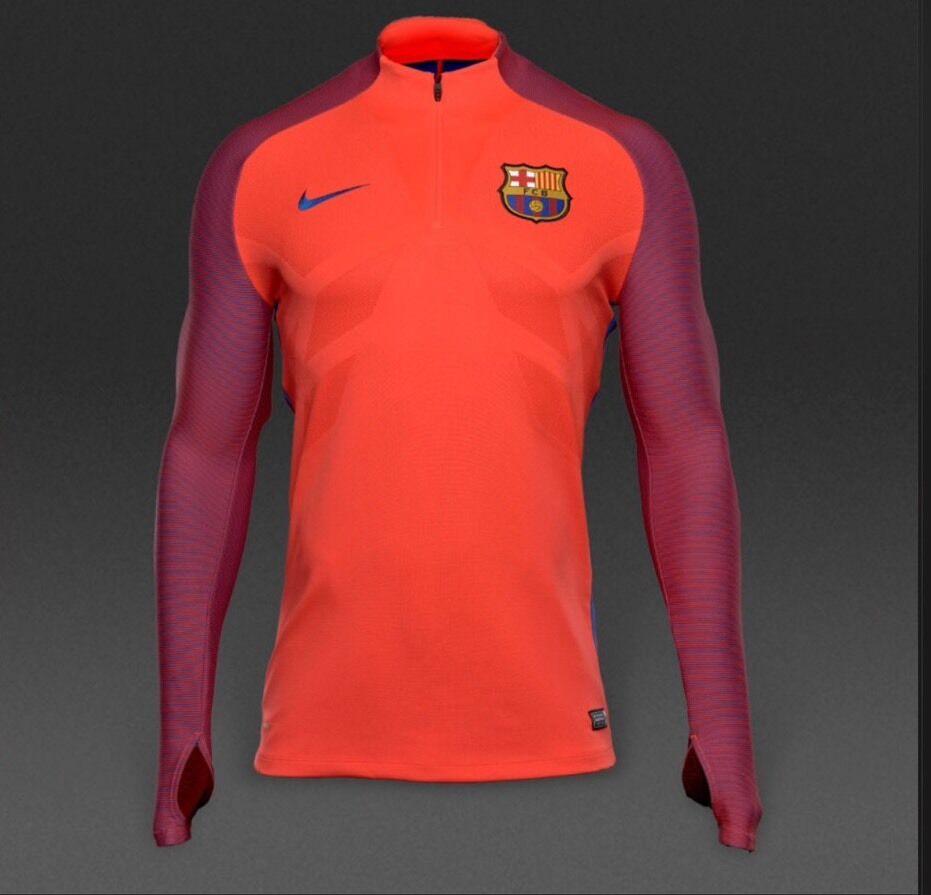 Nike FC Barcelona Jugador Cuestión aeroswift ENTRENAMIENTO DRILL  TOP TALLA XXL 808925-672  para mayoristas
