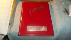 1993-BELTON-HIGH-SCHOOL-YEARBOOK-BELTON-TX-THE-LAIR