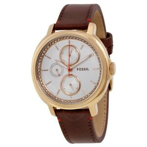 BRAND-NEW-FOSSIL-Chelsey-Multifunction-Ladies-Watch