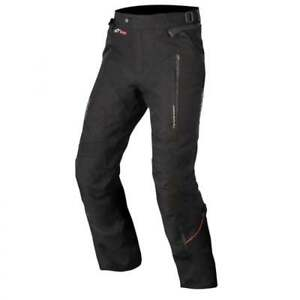 Alpinestars-Hommes-Yokohama-Drystar-Impermeable-Textile-Moto-Jeans-Noir
