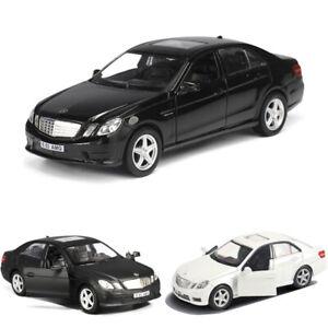 1-36-E63-AMG-Die-Cast-Modellauto-Spielzeug-Model-Kinder-Sammlung-Pull-Back