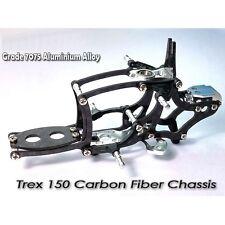 Heli Factor Align Trex 150/150X Carbon Fiber/Silver 7075Aluminum Frame HFA15001S