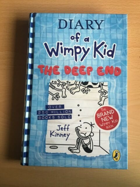Diary of a Wimpy Kid: The Deep End (Book 15) Hardcover 9780241396643