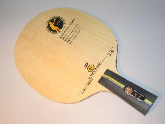 729 Blade Penhold V-6 TableTennis Ping Pong Aramid Carbon Arylate