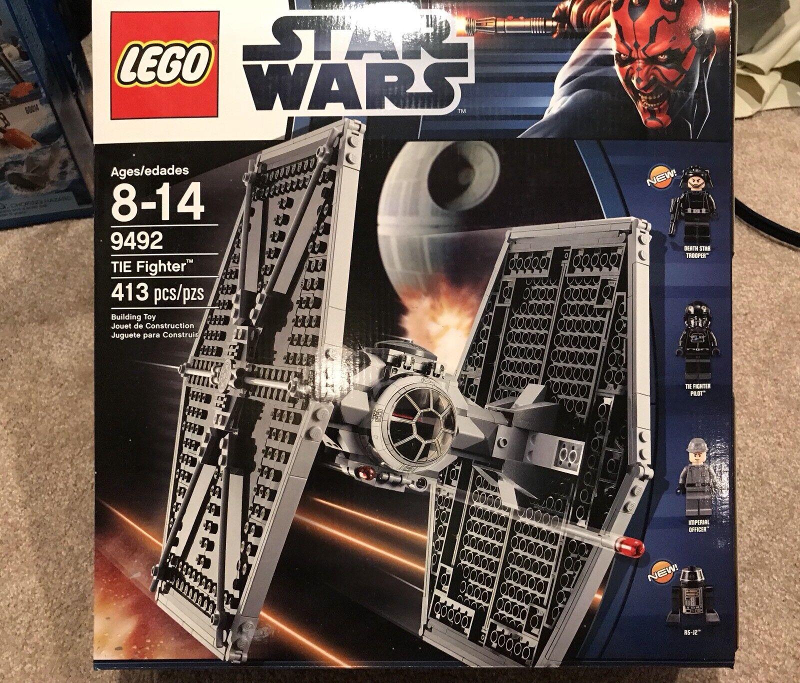 LEGO Star Wars TIE Fighter (9492) (9492) Fighter fb7b57