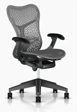 Authentic Herman Miller Mirra 2 Task Chair Graphite New Retail 1140 Now 659