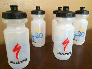 New-Specialized-Water-Big-Mouth-Bottles-034-Breakaway-Ride-034-2-Bottles