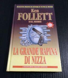 La-grande-rapina-di-Nizza-Ken-Follett-Prima-Edizione-G-T-E-Newton-amp-Compton