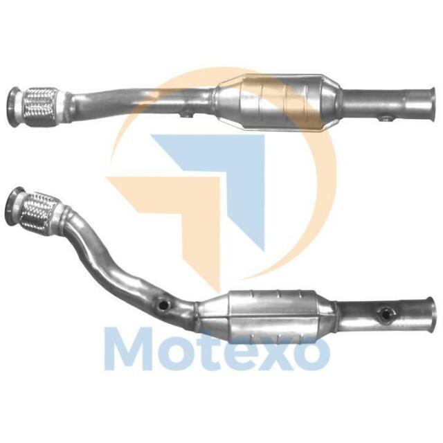 BM90984H SCARICO Approvato Benzina Catalizzatore + KIT DI MONTAGGIO +2yr GARANZIA
