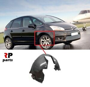 Citroen C4 Grand Picasso 2007-2013 Front Wing Arch Liner Splash Guard Right Side