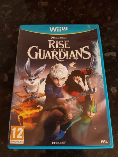 Rise of the Guardians (Nintendo Wii, 2012) - European Version