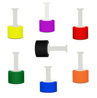 Stretch Plastic Wrap Film Choose Your Color, Roll, Size + Free Dispenser