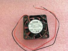 NMB 1604KL-01W-B39 fan 40*40*10mm 3pin 5V 0.10A #M427 QL kc1