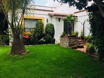 Casa de una sola planta en San Andres Cholula Puebla