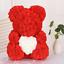 thumbnail 12 - 25cm 10inch Flower Rose Bear Gift Box option Mother's Day Valentine Anniversary