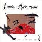 Mister Heartbreak by Laurie Anderson (Performance Artist) (CD, Feb-1984, Warner Bros.)