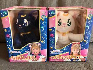 Sailormoon  PGSM Luna earrings set