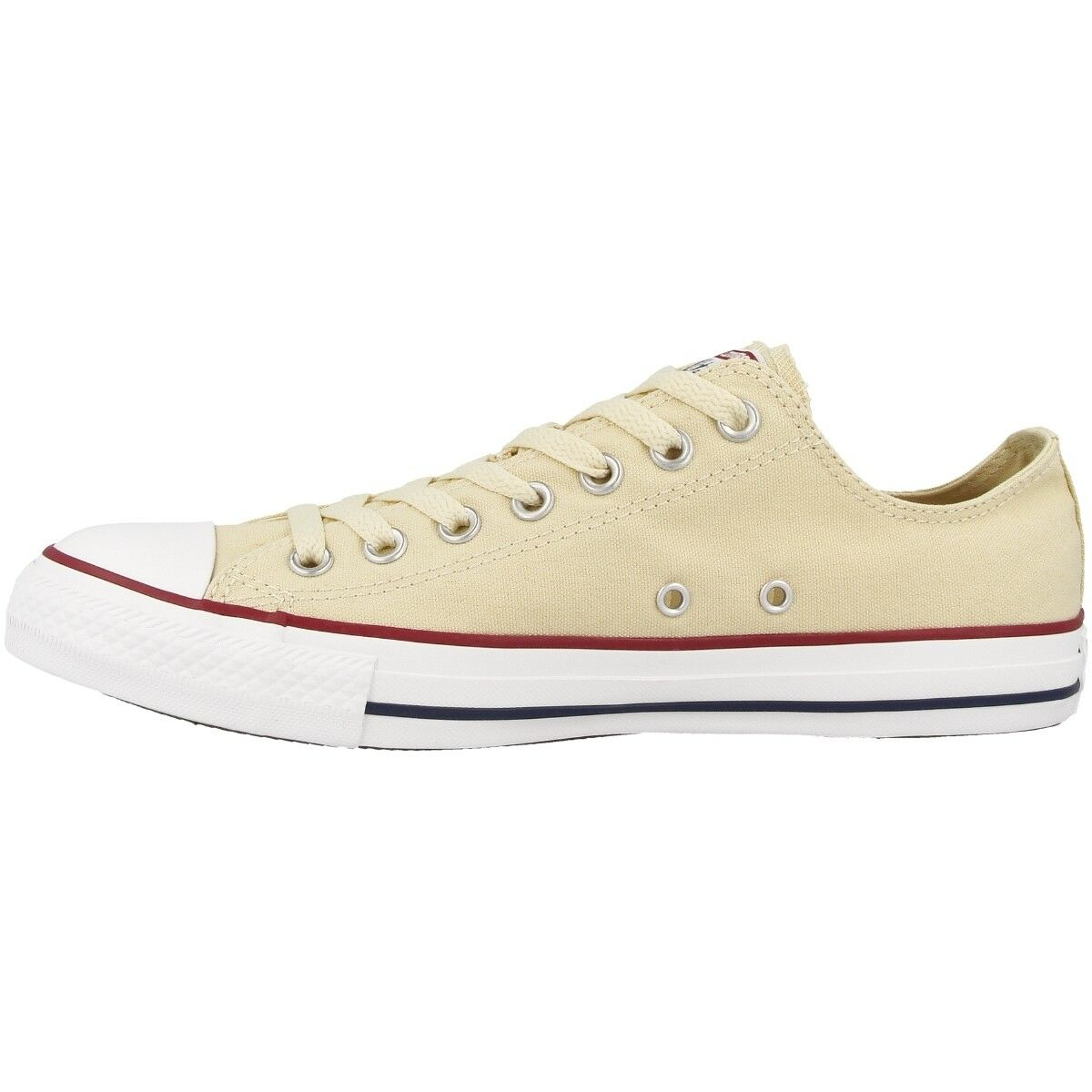 Converse Chuck taylor all star OX chaussures m9165c Natural blanc Turnchaussures Chuck