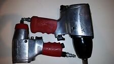 Husky Pneumatic Air Impact Wrench 3/8 & 1/2 4030, 4140 Heavy Duty 75 & 500ft LBS