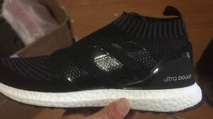 TRIPLE BLACK ADIDAS ACE 16 PURECONTROL ULTRA BOOST