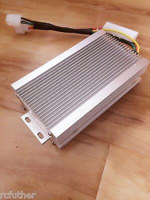 EZGO Club Car YamahaGolf Cart VoltageConverter Reducer 36v-48v to12v@30a Generic