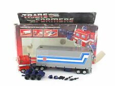 Transformers G1 Optimus Prime Boxed Original Takara (Box Poor)