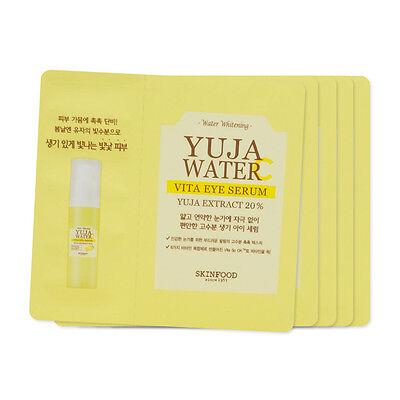 [Sample] [Skin Food] Yuja Water C Vita Eye Serum x 5PCS