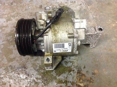 Smart 453 Air Conditioning Pump A4538307000