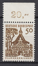 BRD 1964 Mi. Nr. 458 Postfrisch Oberrand TOP!!! (10064)