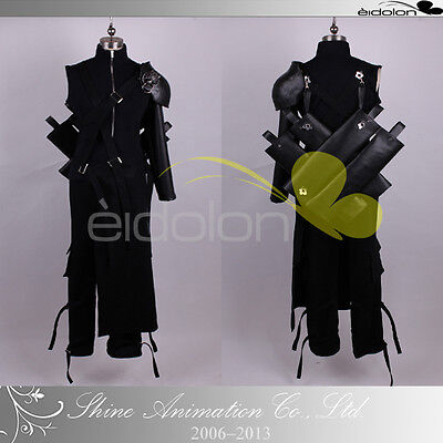 EE0025AK/EP0001AE  Final Fantasy VII FF7 Cloud Strife COSPLAY COSTUME with Armor