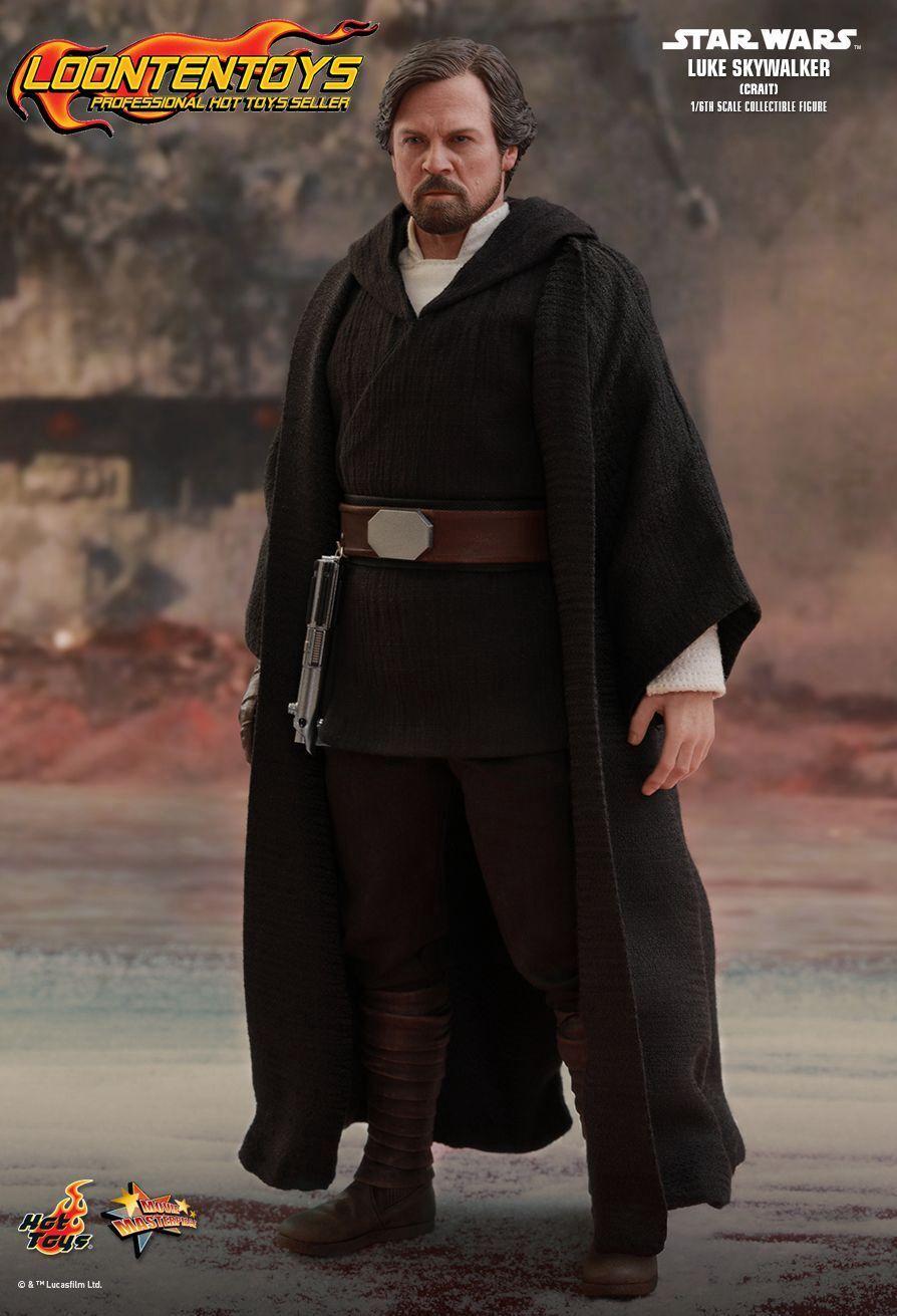 heta leksaker 1  6 MMS507 FRAM5533.C stjärnornas krig  Den siste Jedi {65533; C Luke Skypromänader (Crait)