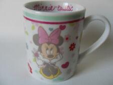 Disney Minnie Mouse Tasse Becher rosa im klarsicht Geschenkkarton