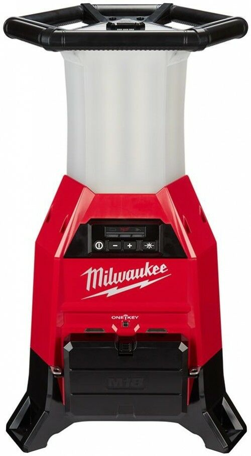MILWAUKEE Site Light Charger 18V Lithium-Ion Cordless Brushed (TOOL-ONLY)