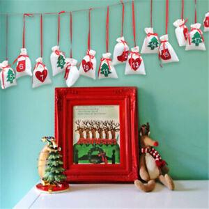 Kids-Christmas-Home-Decoration-Countdown-Gift-Bags-Calendar-Hanging-Fabric