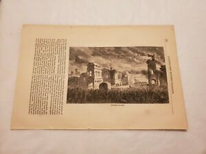 CR34-Columbia-on-Fire-Sherman-039-s-March-Civil-War-1865-Harpers-Monthly-Engraving