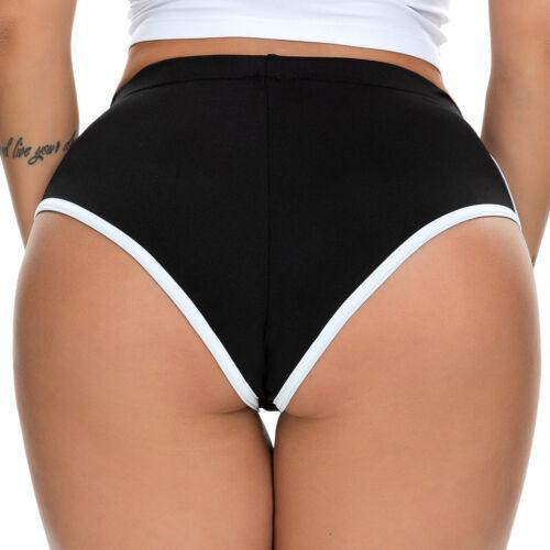 Women Sports Shorts Yoga Short Pants Gym Workout Fitness Running Booty Hot Pants