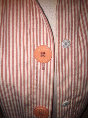 Railroad Peach Jacobs Jacket Logo Stripe Candy Runway 2 Marc Beige nxaqwgCvw