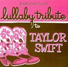 Lullaby Tribute to Taylor Swift 0707541980197 by Various CD