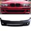 Front-Nouveau-Pare-chocs-pour-tous-BMW-E39-M5-M-SPORT-LOOK miniature 1
