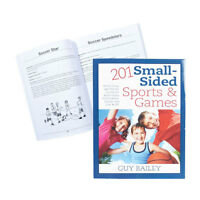 201 Small-sided Sports And Games Book on sale