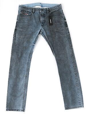 GroßZüGig Diesel Herren Slim Fit Jeans Hose | Thavar 008xp | Prototyp |*rar* |w33 L32 Offensichtlicher Effekt